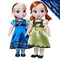 Disney Store Coffret cadeau deluxe Anna et Elsa, La Reine des Neiges2