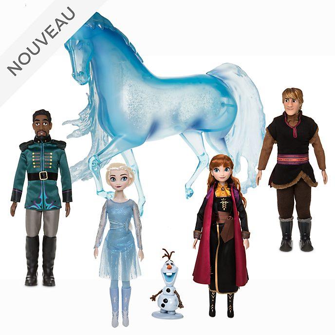 Disney Store Coffret Scènes cultes La Reine des Neiges2