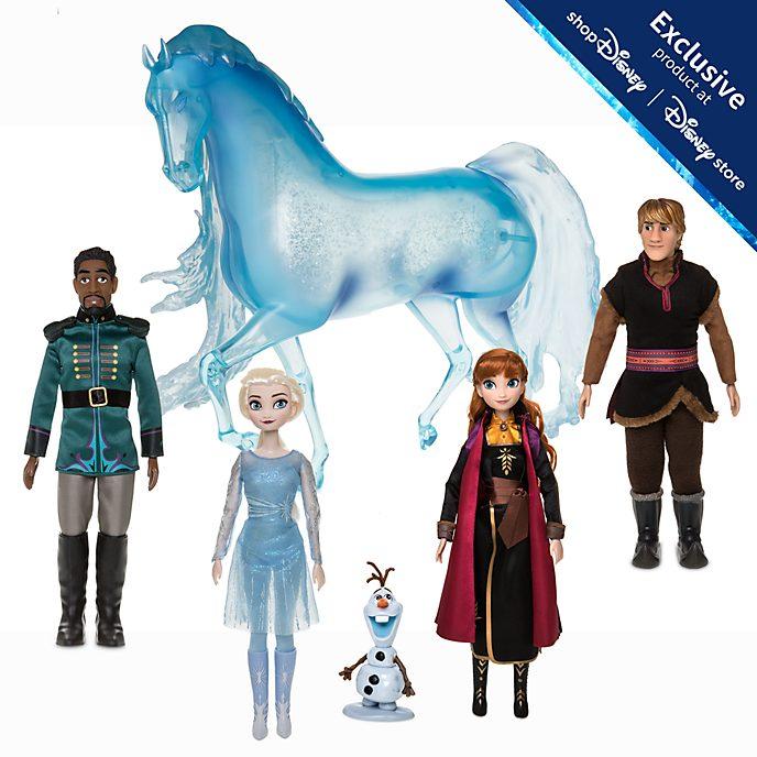 Disney Store Frozen 2 Story Moment Playset