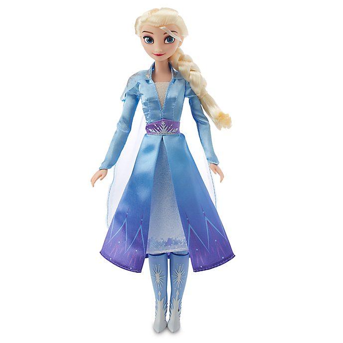 Bambola cantante Elsa Frozen 2: Il Segreto di Arendelle Disney Store