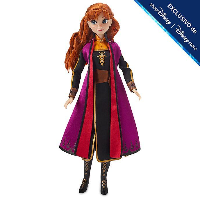 Muñeca que canta Anna, Frozen 2, Disney Store