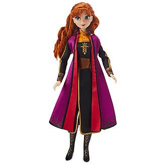 Disney Store Poupée musicale Anna, La Reine des Neiges2