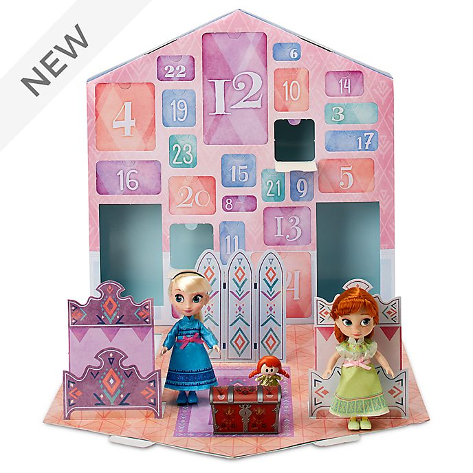 Disney Store Frozen 2 Advent Calendar
