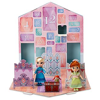 Calendario Adviento Frozen 2, Disney Store