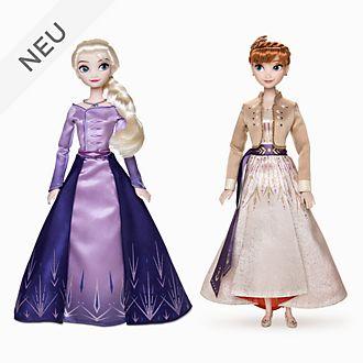 Disney Store - Die Eiskönigin2 - Anna und Elsa - Puppenset