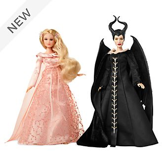 Jakks Maleficent: Mistress of Evil Dolls, Set of 2