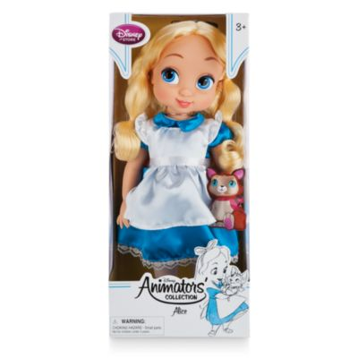 Poupée Alice Animator, Alice au Pays des Merveilles