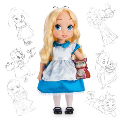 Alice docka, Alice i Underlandet