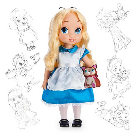 Alice Animator dukke, Alice i Eventyrland