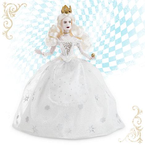 Bambola regina bianca alice attraverso lo specchio - Attraverso lo specchio ...