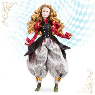 Alice dukke, Alice i Eventyrland: Bag spejlet