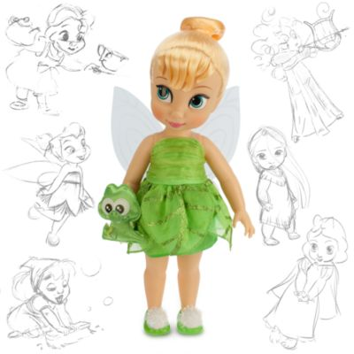 Bambola Trilli collezione Animator Dolls