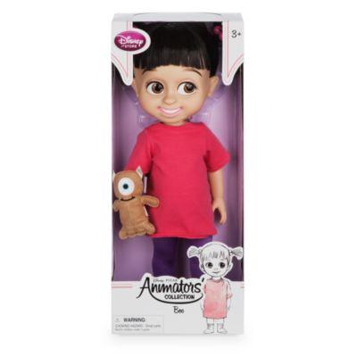 Muñeca edición Animators Boo, Monstruos S.A.