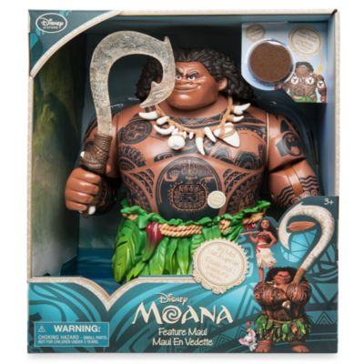 Maui Singing Figure, Moana