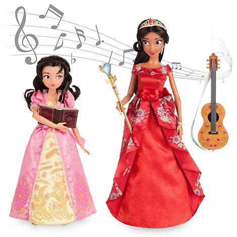 Elena og Isabel syngedukker, Elena of Alavor