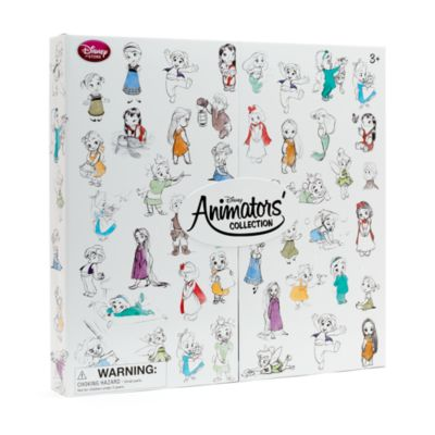 Disney Animators' Collection Mini 5'' Doll Gift Set