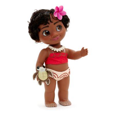 Muñeca Vaiana niña