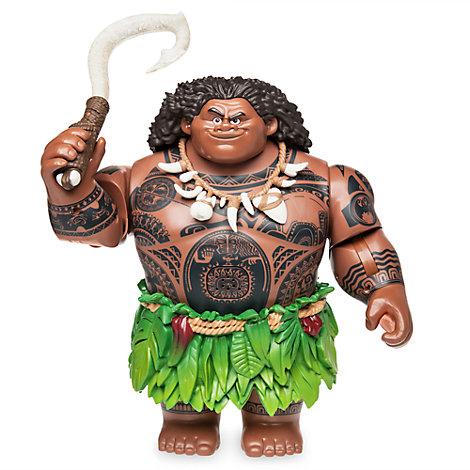 Personaggio canoro Maui, Oceania