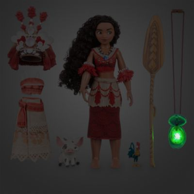 Vaiana Singing Doll
