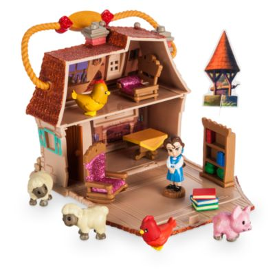 Belle-lekset i miniatyr, Disney Animators' Little Collection
