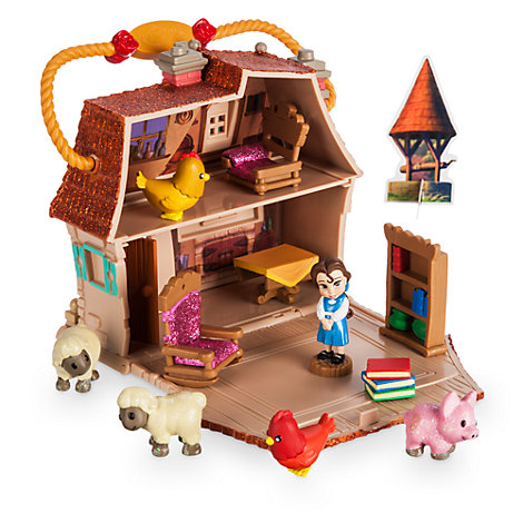 Belle Micro-Spielset - Disney Animators Collection
