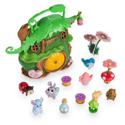 Tinker Bell Micro Playset, Disney Animators' Collection Littles