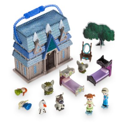 Disney Animators Collection – Elsa Micro-Spielset