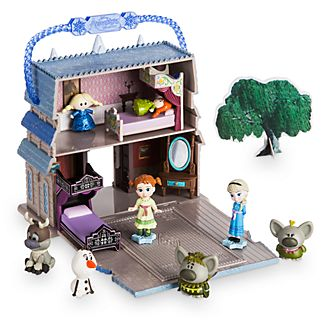 Elsa Micro Playset, Disney Animators' Collection Littles