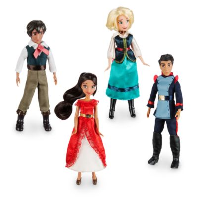 Elena Of Avalor Mini Doll Set