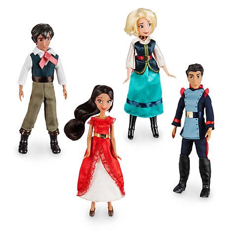 Mini set bambola Elena di Avalor