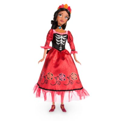 Ensemble poupée et garde-robe Elena d'Avalor