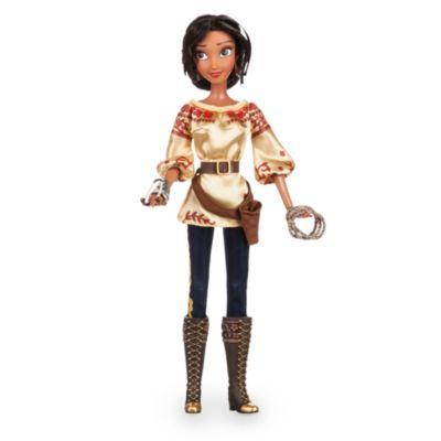Muñeca Elena de Ávalor con peluche parlanchín Skylar