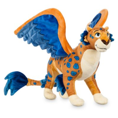 Elena Of Avalor Doll With Talking Skylar Soft Toy