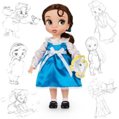 Muñeca Bella, colección Disney Animators