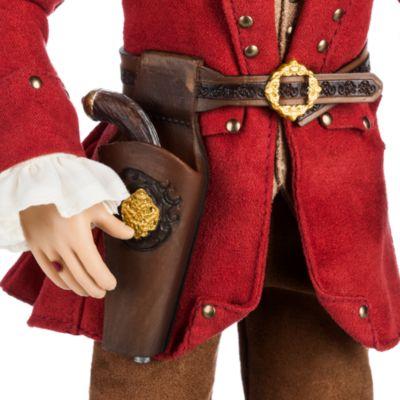 Dockset med Belle och Gaston, kollektionen från filmen Skönheten och Odjuret