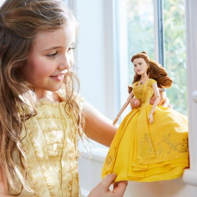 """Puppe """"Belle"""" - Film Collection """"Die Schöne und das Biest"""""""