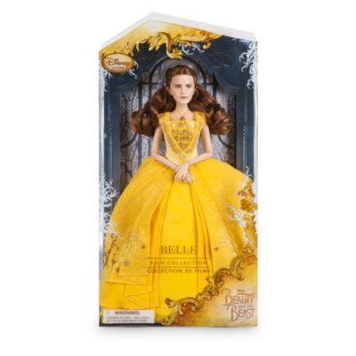 Belle docka, kollektionen från filmen Skönheten och Odjuret