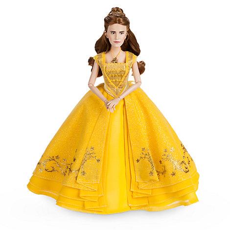 Bambola di Belle, collezione ispirata al film La bella e la bestia