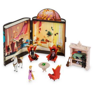 Rapunzel - Neu verföhnt, die Serie - Spielset im Buchdesign