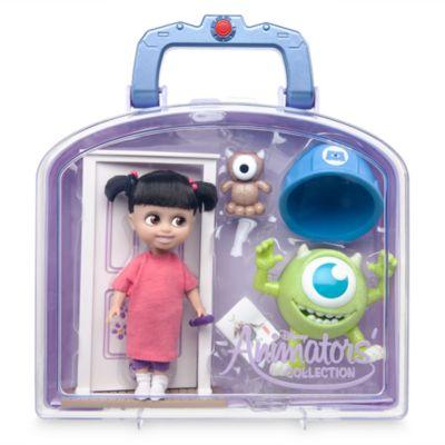 Ensemble de mini poupées Bouh de la collection Disney Animators