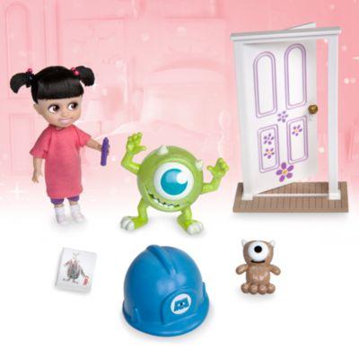 Set de juego con la minimuñeca de Boo de la colección Disney Animators