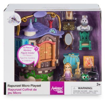 Rapunzel Micro Playset Disney Animators Collection Littles