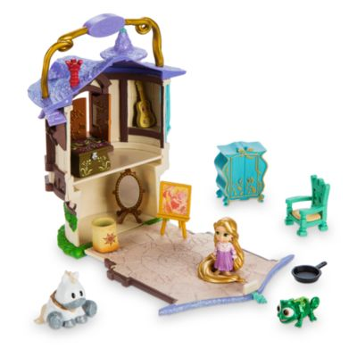 Disney Animators' Collection Littles - Micro Spielset Rapunzel