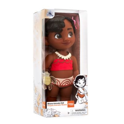 Vaiana Animator dukke