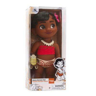 Muñeca de Vaiana de la colección Animators
