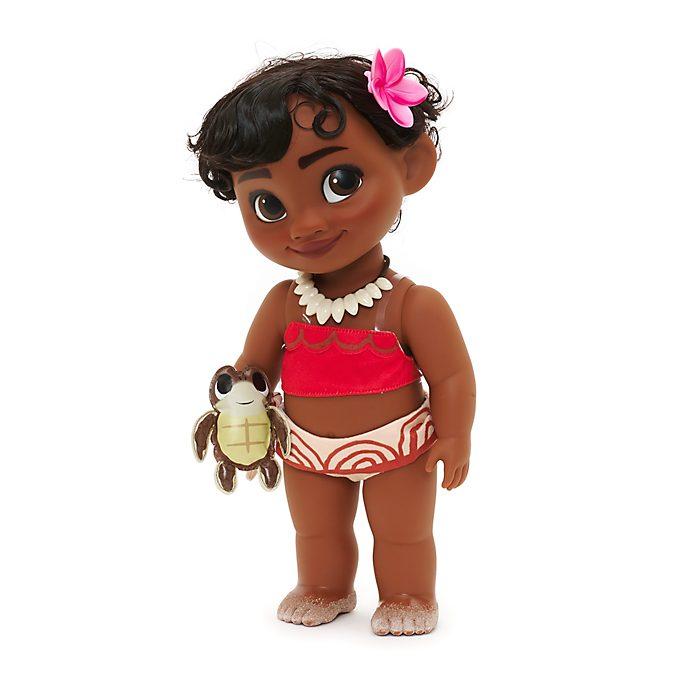 Muñeca de Vaiana de la colección Animators, Disney Store