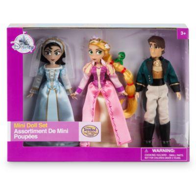 Rapunzel - Neu verföhnt, die Serie - Set mit Mini-Puppen