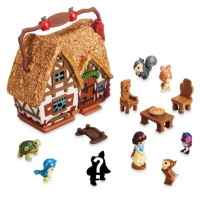 Lille Snehvide legesæt, Disney Animators' Collection Littles