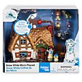 Disney Store Snow White Micro Playset, Disney Animators' Collection Littles
