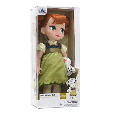 Anna Animator Doll, Frozen
